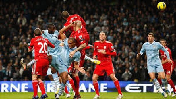 Manchester City Lawan Liverpool Berakhir Dengan Seri 1-1