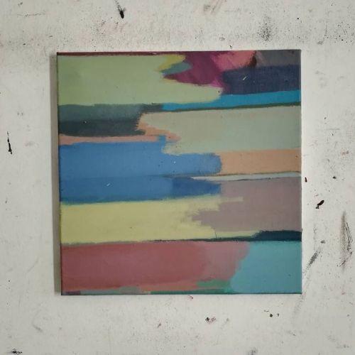 50x50cm, #EggtemperaOil #oiloncanvas #oilpainting #instaart #painting #contemporaryart #peinture #fineart #berlinart #christophkern #malerei #contemporarypainting #abstractart