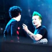 tre cool green hair