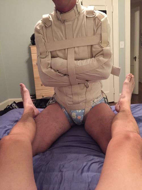 straight jacket bondage tumblr