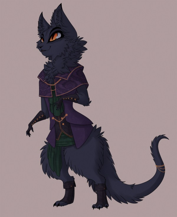 20+ Black Tabaxi Female Pictures and Ideas on Meta Networks