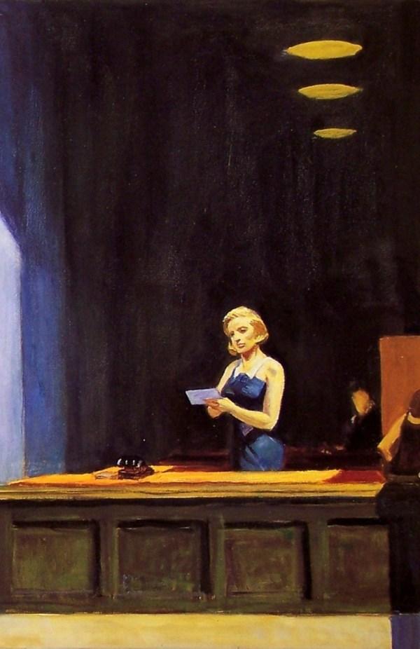 Artist Edward Hopper Paintings