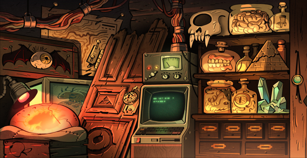 Gravity Falls Wallpaper Forest Gravi Team Falls Before The Mystery Shack Design By Ian