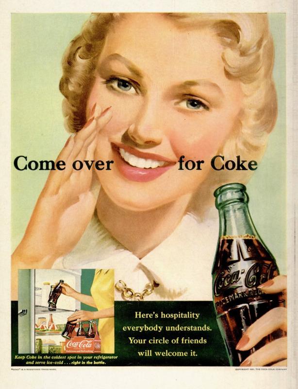 Coca-Cola - 1951