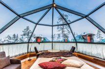 Lapland Finland Igloo Hotel