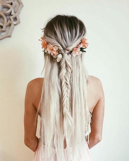 30 Pretty Braided Hairstyles Tumblr Hairstyles Ideas Walk The Falls