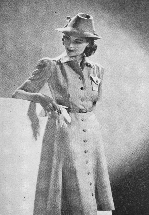 half off 560a0 fcda7 Womens Fashion, 1930s – 1940s