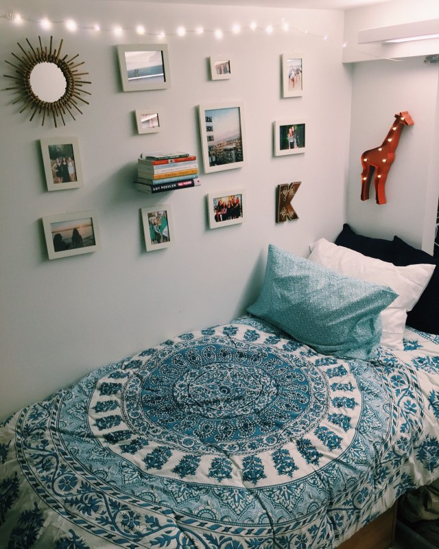 cute dorm bedding