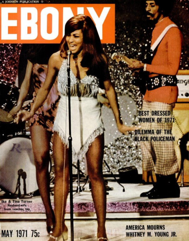 Ebony August 1971