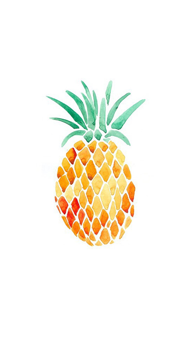 Cute Wallpapers Of Pineapples Pineapple Backgrounds Tumblr
