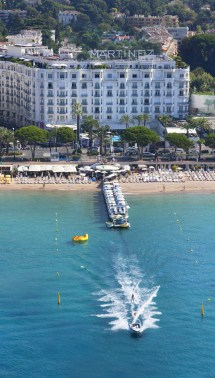 Grand Hyatt Cannes Hotel Martinez France