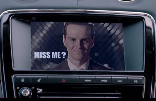 Miss Me Moriarty