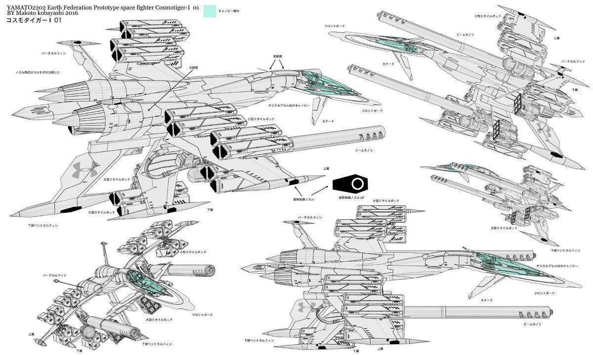 Space Battleship Yamato 2202: Ai no Senshitachi (Soldiers