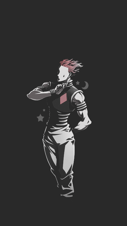 Please contact us if you want to. May our fates intertwine... : HUNTER X HUNTER • Hisoka ...