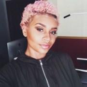 black women magical pink