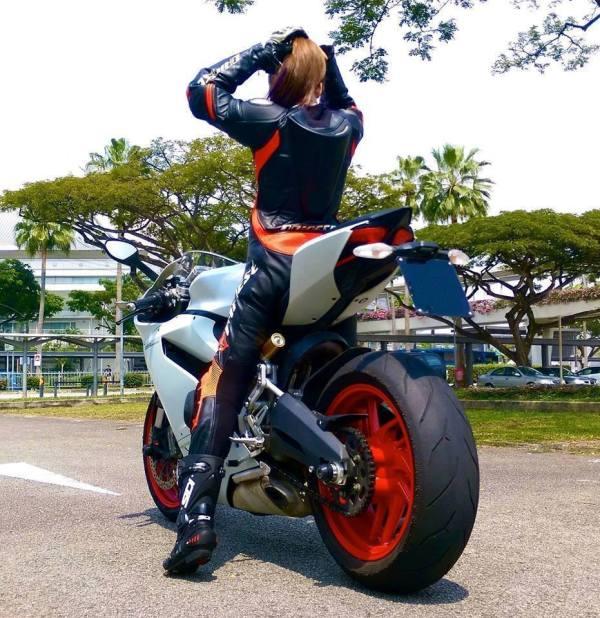 Motorcycles Bikers
