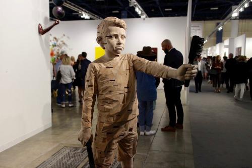 hiplillady:  Miami Art Basel 2016 going on now!arrestedmotion.com