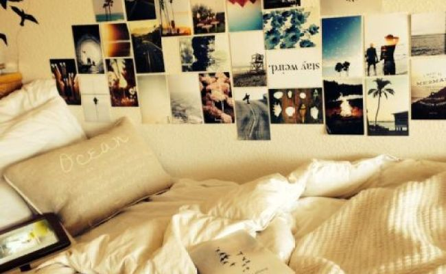 Bedroom Decor On Tumblr