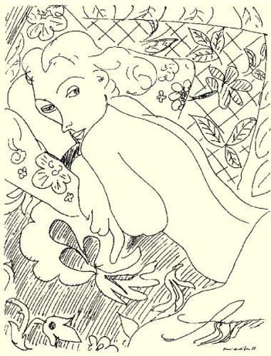 "dionyssos: "" Henri Matisse """