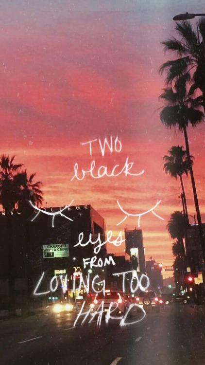 Fall Out Boy Song Lyrics Wallpaper Panic At The Disco Wallpapers Tumblr