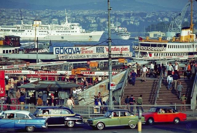 1980′lerde Eminönü