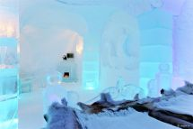 Sorrisniva Igloo Hotel Norway