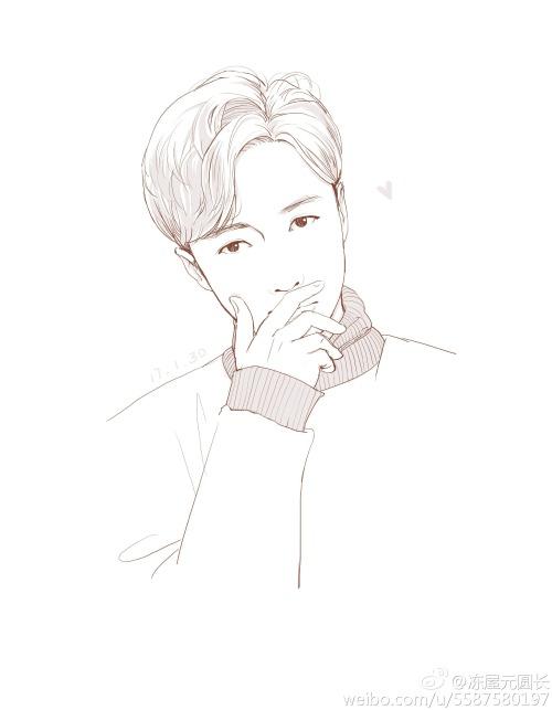 Hunhan Fan Art