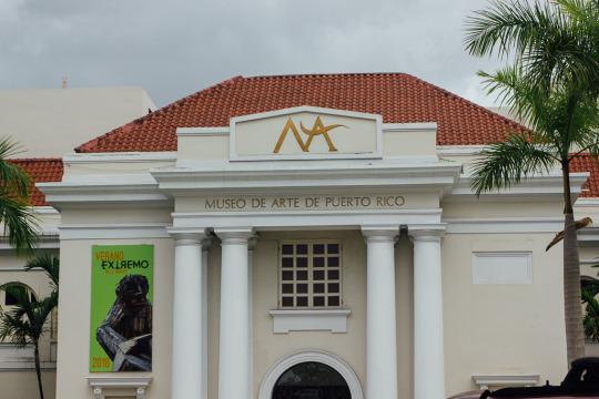Single Travel Puerto Rico MAPR museum art
