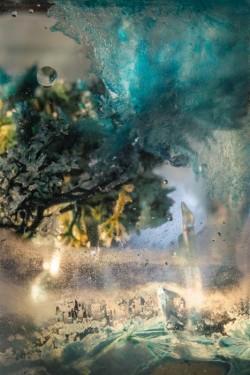 boudhabar:  ©Liz Hickok, Biosphere, 2014, Ground Waters