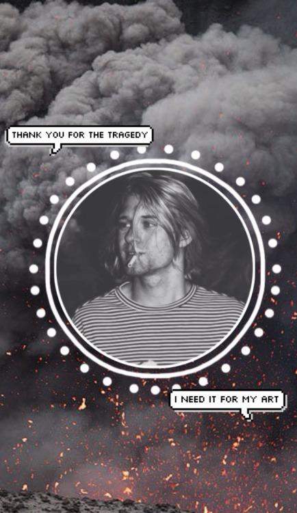 Nirvana Iphone Wallpaper Grunge Backround Tumblr
