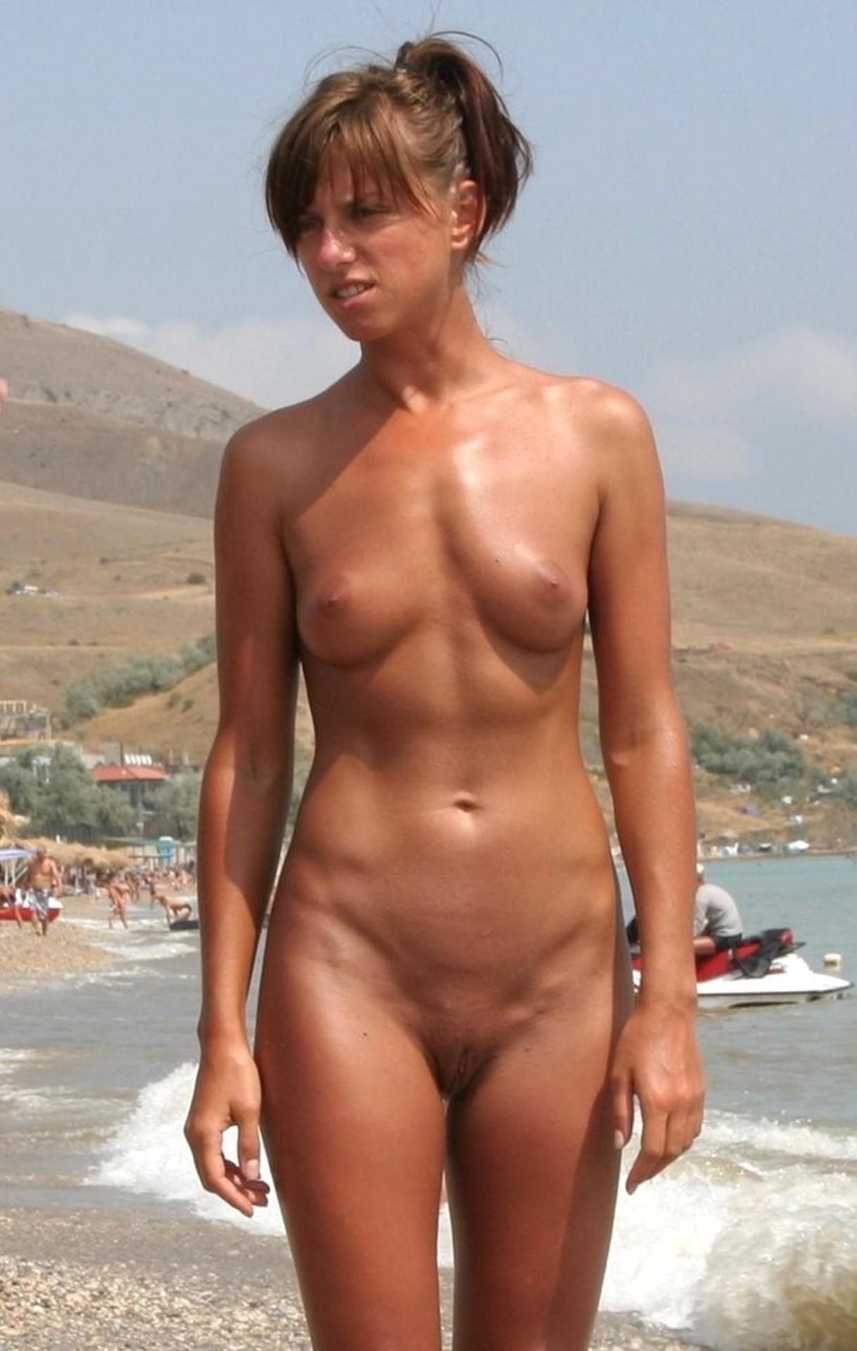 tumblr naked at beach