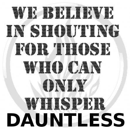 dauntless manifesto on Tumblr