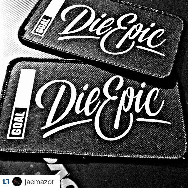 TEASER! #sublimatedpatches