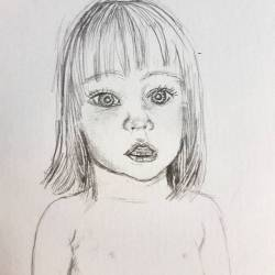 Sketching adorable memories #artworks #artsy #art #doodle #journal #perthcreatives #perthartist #pencildrawing #drawdrawdraw #illustration #drawing