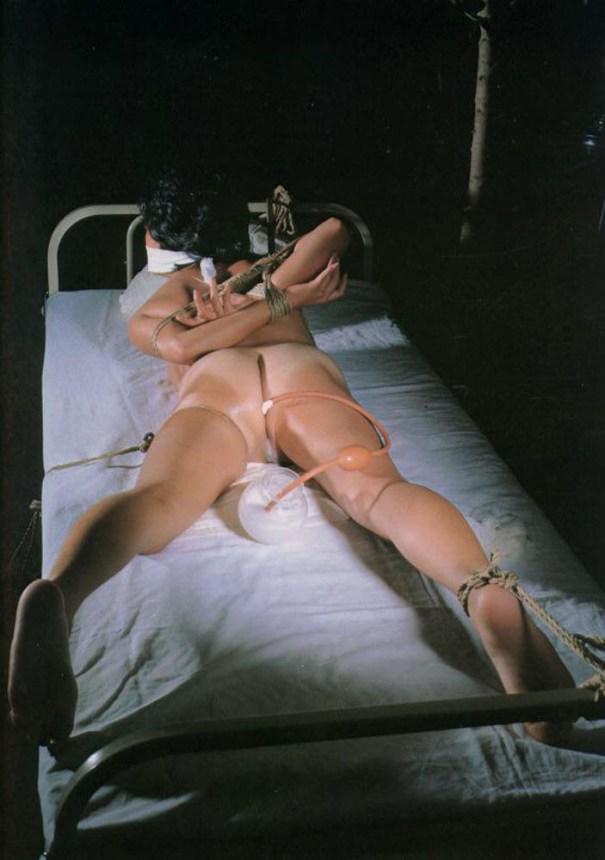 hot soapy enema