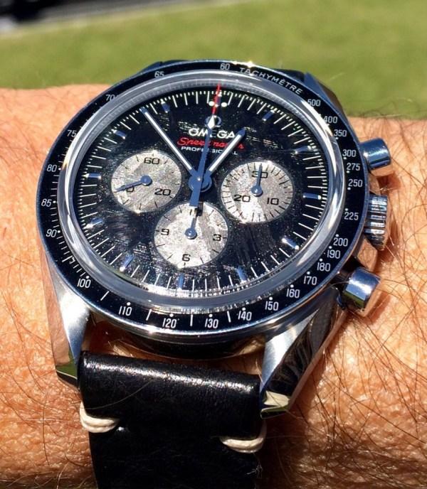 Time Omega Speedmaster Pro