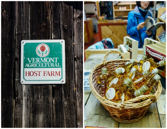 Vermont small business Agricultural Host farm