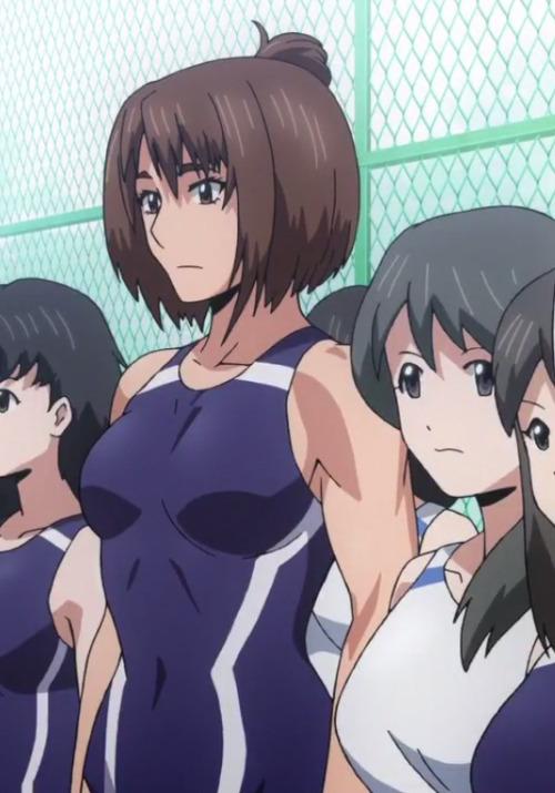strong anime girls  Tumblr