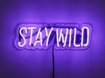 neon signs on Tumblr