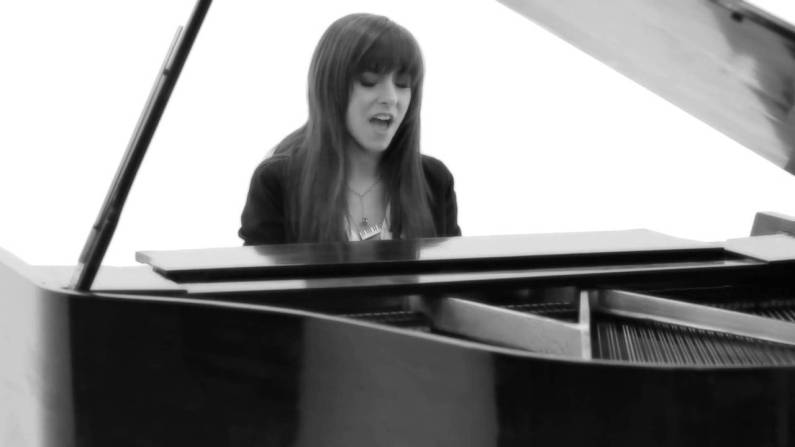 """A shock story was sent across news wires last night.. VOICE star shot to death at her own concert, blazed headlines.. More information came to light moments afterwards.. Singer Christina Grimmie, who starred in NBC's """"The Voice,"""" died early Saturday..."""