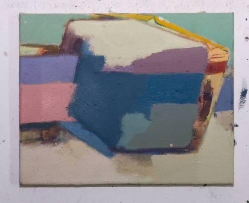 30x40cm, #EggtemperaOil #oiloncanvas #oilpainting #instaart #painting #contemporaryart #peinture #fineart #berlinart #christophkern #malerei #contemporarypainting #abstractart