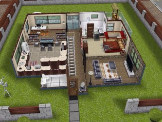 story two sims freeplay designs