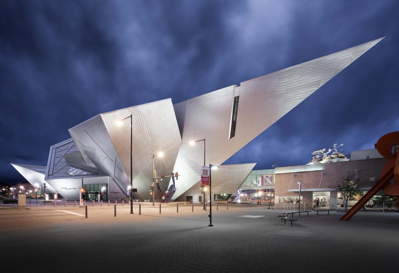 Thibaud Poirier  The Denver Art Museum Architecture by Daniel