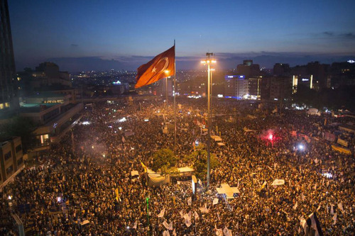 Spotlight Refocus: The Latest on Turkey
