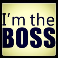 i'm the boss on Tumblr