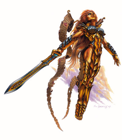 Archon Throne  THE CREATURE CHRONICLE