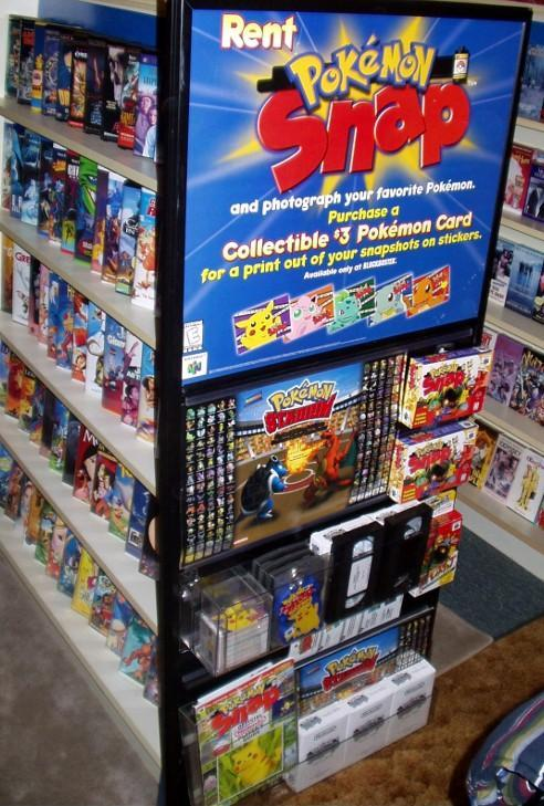 blockbuster gift card pokemon snap cards for printing stickers at blockbuster 3726
