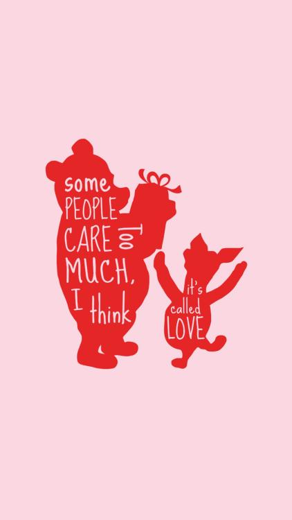 Rabbit Wallpaper Iphone Winnie The Pooh On Tumblr