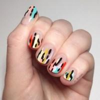 splatter-paint-nails | Tumblr