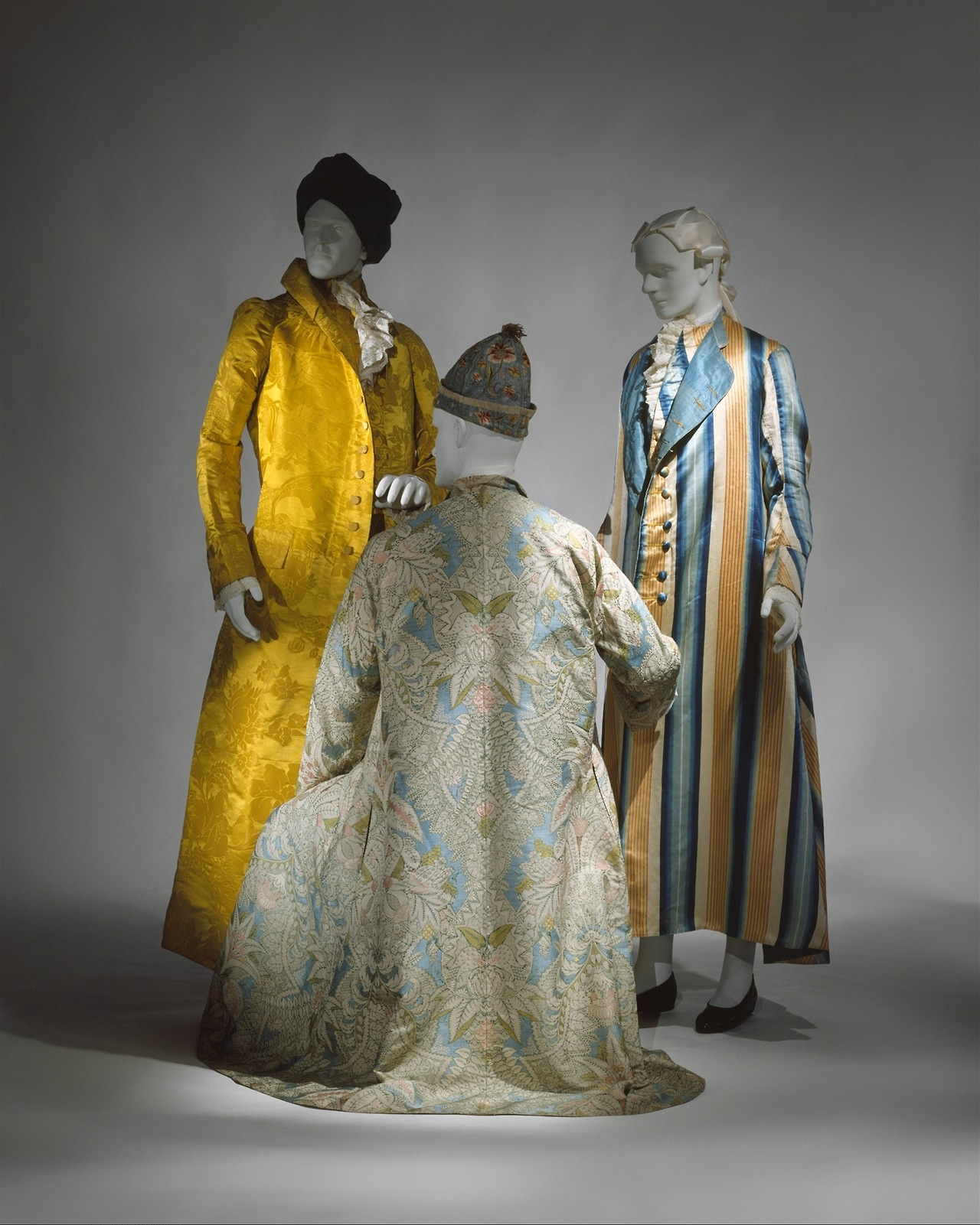 Banyan For us this is just a robe but in the  My 18th century source